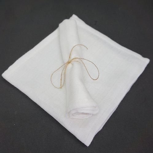 Muslin Face Cloths Pack of 5