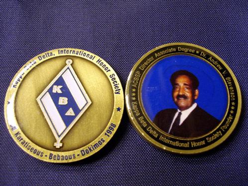 Andrew V. Stevenson Medallion