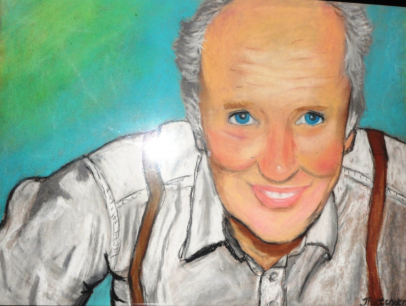 Portrait of my Grandfather