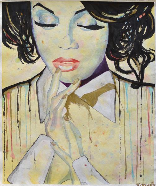 Tyra Banks Portrait