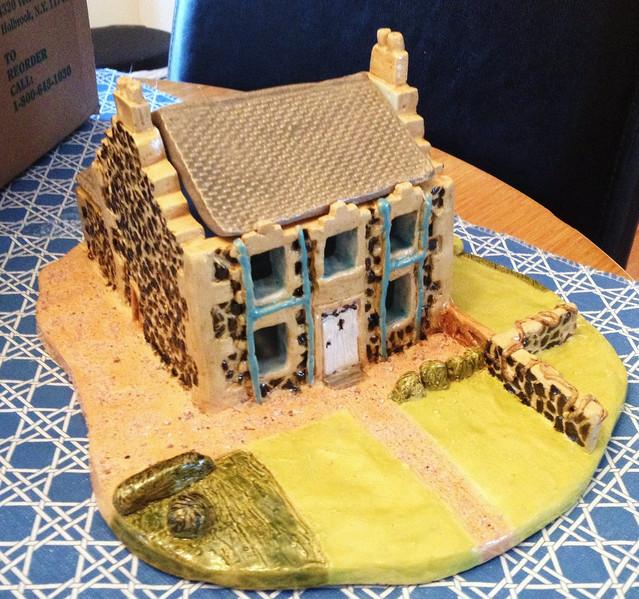Mersington Mill Candle Holder