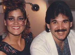 Sandra and Lewis Martinee'