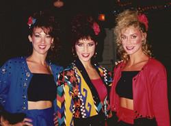 Sue, Laurie and Barbara Ann