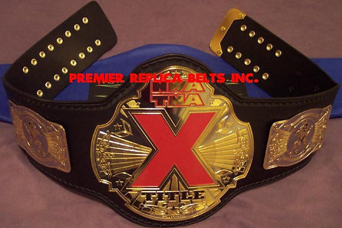 Pre-Owned TNA X Division Championship