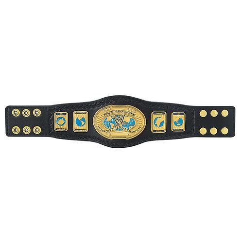 WWE Oval Intercontinental Mini belt