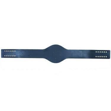 Black Real Leather Strap for Fandu Backlund