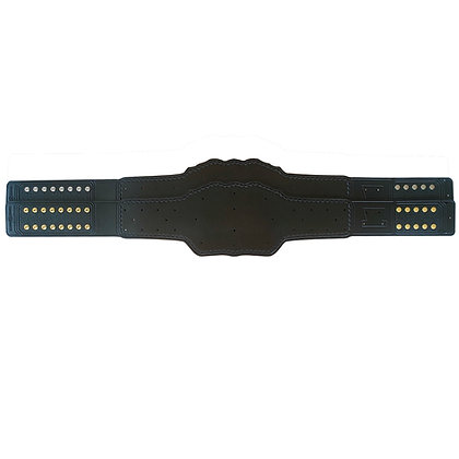 Tooled Real Leather Strap for Fandu Classic Tag