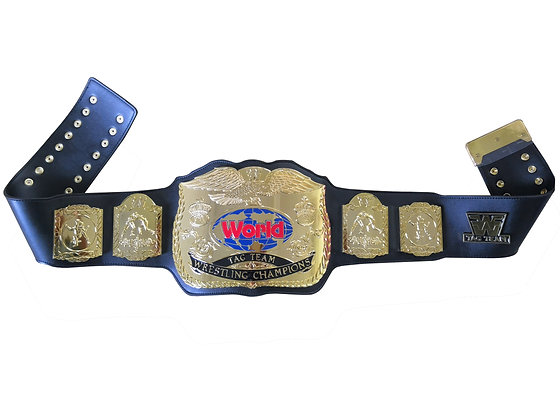 Imperfect Gold Classic Tag Belt