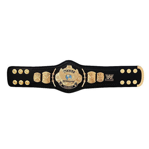 Black Winged Eagle Mini Belt