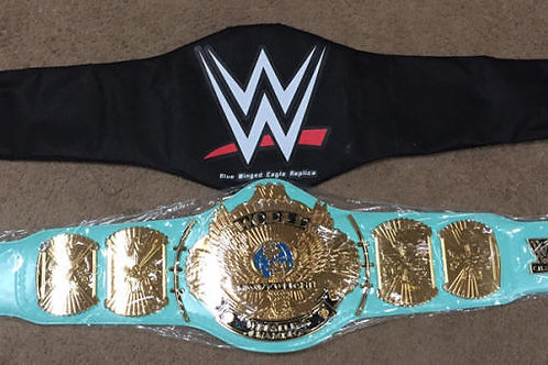 Pre-Owned WWE Winged Eagle Championship (Warrior Edition)
