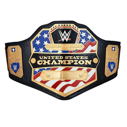 WWE United States Championship W/ Hanger, Tip & Custom Name Plate