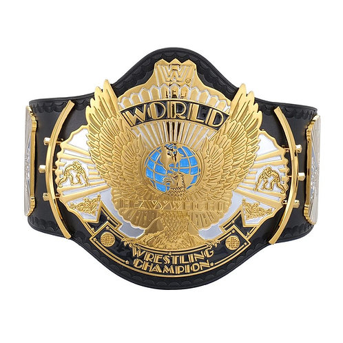 WWE Winged Eagle Dual Plated Championship Replica Title