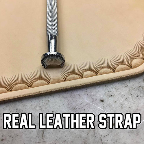 Real Leather Strap