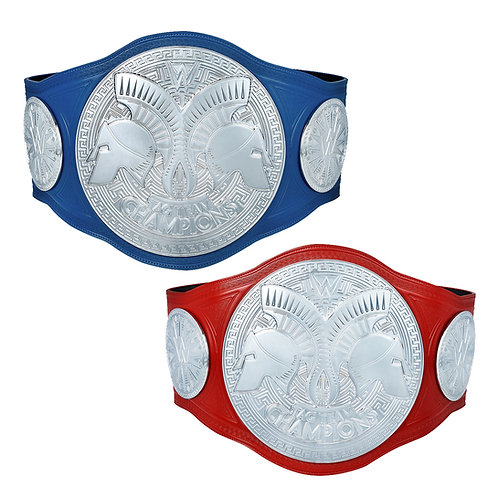 Pair of WWE Tag Belts