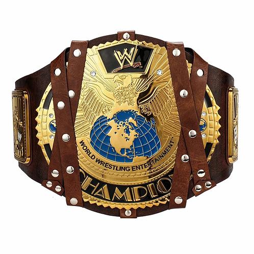 Mankind Signature Series Championship Replica Title