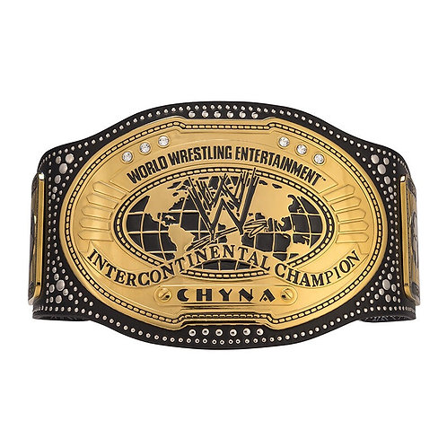 Chyna Signature Series Championship Title
