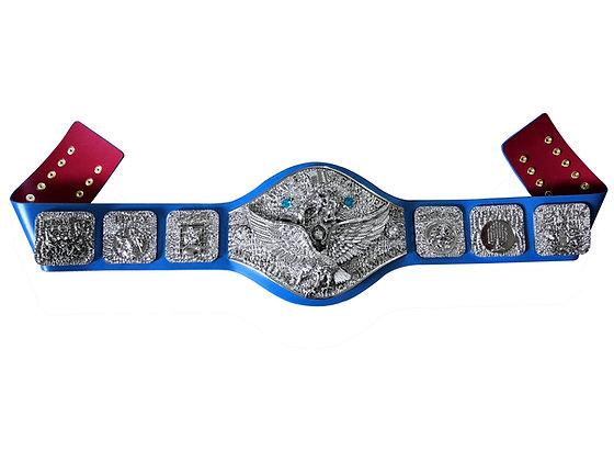 Silver Backlund Belt