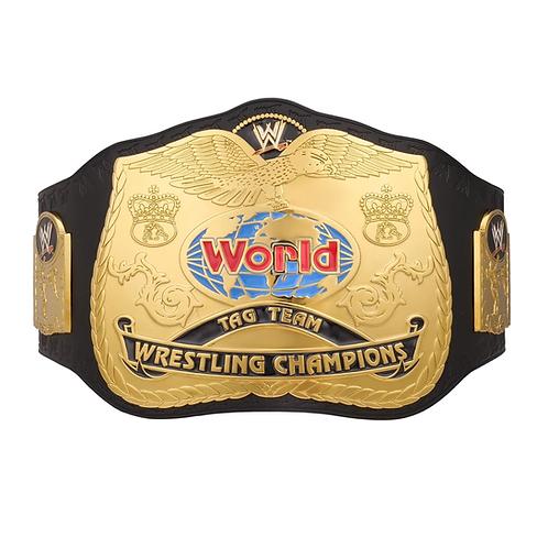 WWE Attitude Era World Tag Team Championship Replica Title