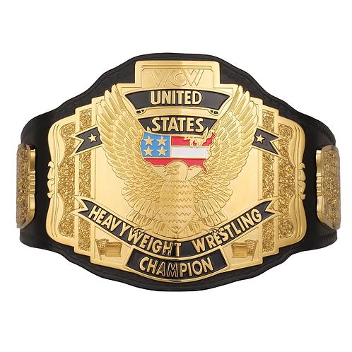 WCW United States Championship Replica Title