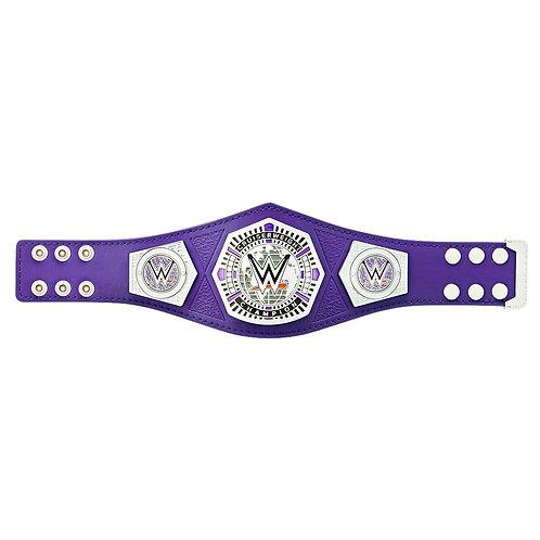 WWE Cruiserweight Mini Belt