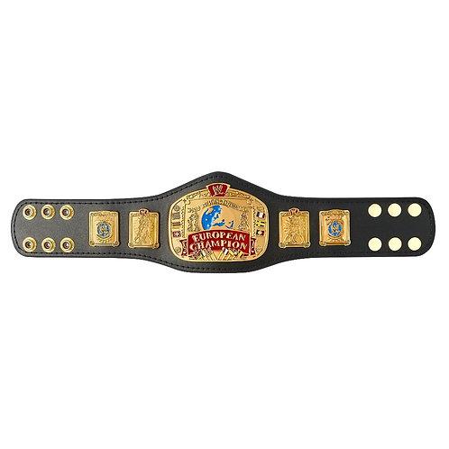WWE European Mini Belt