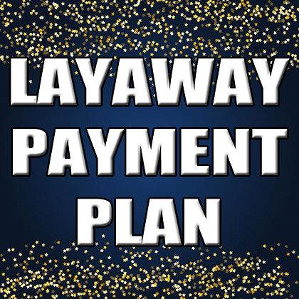 Layaway Payment Plan
