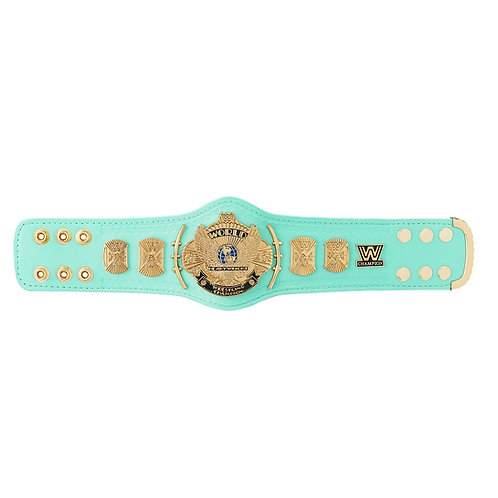 Blue Winged Eagle Mini Belt