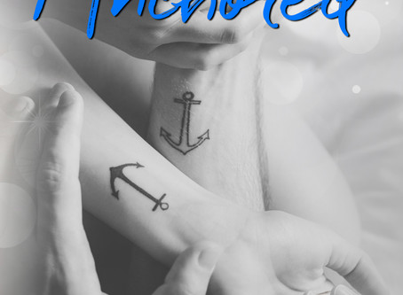 #COVERREVEAL - Anchored by Ruby Rowe