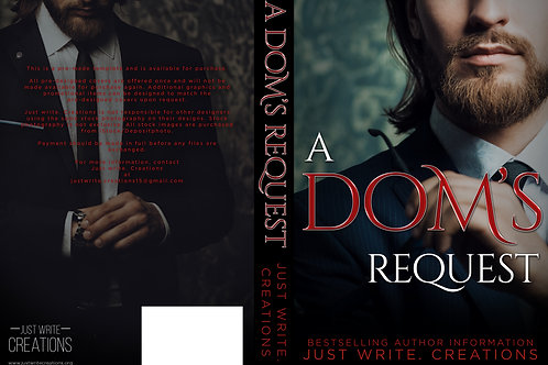 A Dom's Request