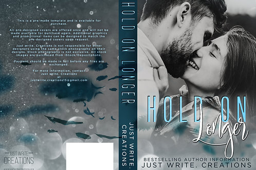 Hold On Series - 4 Cover Set