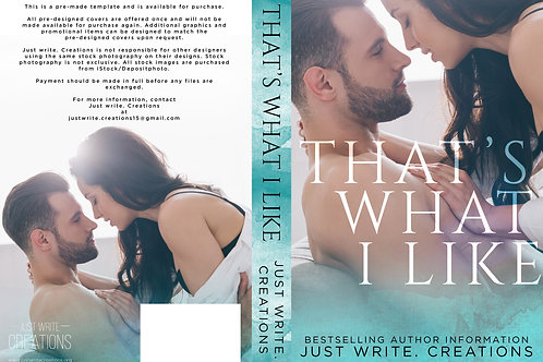 That's What I Like Series - 4 Cover Set