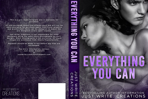 Everything Series - 2 Cover Set