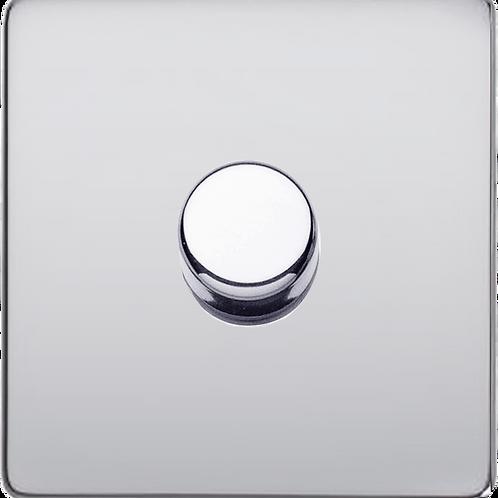 Variateur Design Rotatif pour LED Chrome