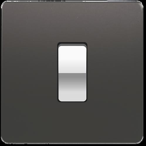 Interrupteur design a bascule Etain