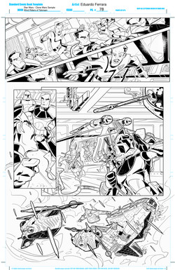 Star Wars - Clone Wars Sample Pages 6-6