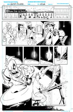 Comic Book Homem Chiclete 1-4