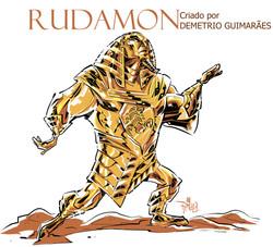 Agosto Heróico 2019 - Rudamon