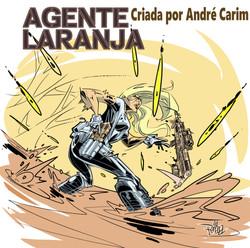 Agosto Heróico 2019 - Agente Laranja