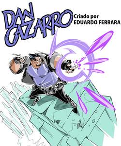 Agosto Heróico 2019 - Dan Cazarro