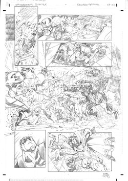 Marvel x DC Sample Pages 3-3