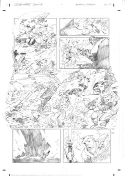 Star Wars Sample Pages 1-2