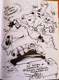 Dan Cazarro & Ultraboy
