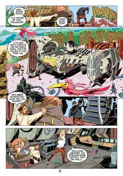 Dark Horse (USA) Clone Wars - Pag 22