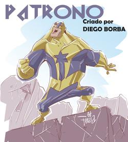Agosto Heróico 2019 - Patrono