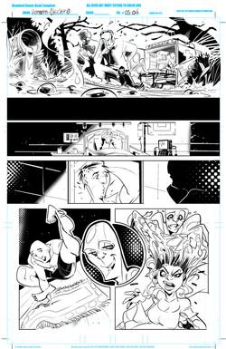 Comic Book Homem Chiclete 3-4