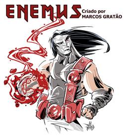Agosto Heróico 2019 - Enemus