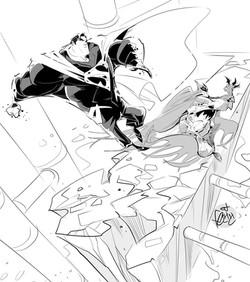 Sup & Bat