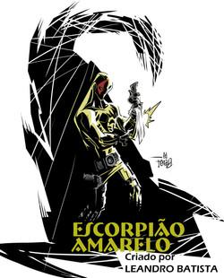 Agosto Heróico 2019 - Escorpiao Amarelo