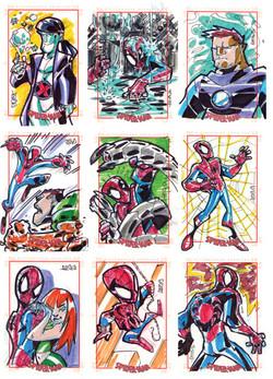 Marvel-Rittenhouse (USA) Spider Man Series 1