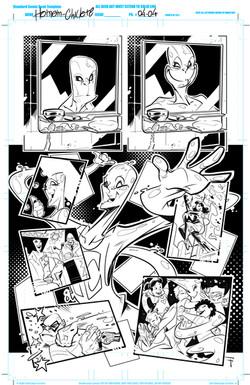 Comic Book Homem Chiclete 4-4
